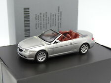 Kyosho 1/43 - BMW Serie 6 Cabriolet Grise