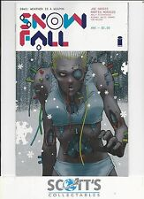SNOWFALL  #6  NEW  (BAGGED & BOARDED) FREEPOST