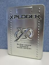 Xploder DVD Care Kit Lente Laser & Disco Pulitore/Tester (Nuovo) ps2/XBOX/360/pc Disc