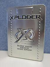 Xploder DVD Care Kit Laser Lens & Disc Cleaner/Tester (NEW) PS2/Xbox/360/PC Disc