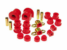 PROTHANE TOTAL SUSPENSION KIT 86-91 MAZDA RX-7 RX7 FC3S ALL BUSHING KIT (RED)