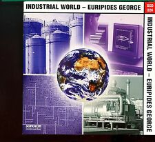 Sonoton Music Media - SCD 226 - Industrial World - Euripides George - MINT