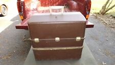 Vintage UMCO 4500 UPB Brown Possum Belly Tackle Box