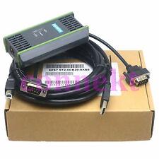 adapter cable for SIEMENS USB/MPI/PPI S7 PC PROFIBUS WIN7-64 6ES7972-0CB20-0XA0