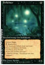 Veut-o' - the-Wisp // EX // Foreign White Bordered // allemand. // Magic the Gathering