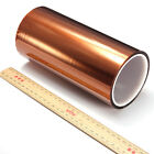 HOT 200mm 100ft Gold High Temperature Heat Resistant Tape Polyimide BGA
