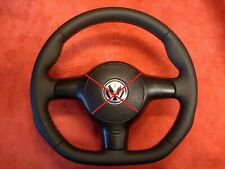 Steering wheel Vw Volkswagen Polo Lupo 6N2 Thumb rest  flat bottom