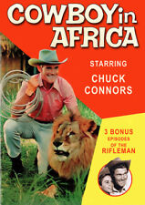 Cowboy In Africa [New DVD]