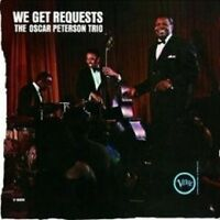 """OSCAR PETERSON """"WE GET REQUESTS"""" CD NEW"""