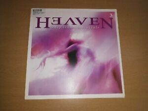 Heaven - Deep Trance Essentials 3 - 2 x Classic Trance Vinyl - Very Rare