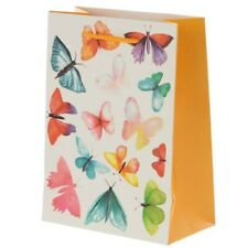 Butterfly House Party Gift Bag Gift Bag - Medium Birthday Present Ladies 23x17cm