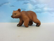 FIGURINE COLLECTION ANIMAUX ANIMAL PAPO 2005 OURS BEAR +/- 6cm x 3,5cm-