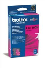 Brother LC1100M Standard Rendement Toner Magenta