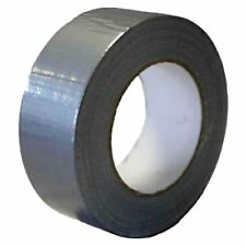 DUCT TAPE GAFFER GAFFA TAPE SILVER 50mm x 20m ADHESIVE WATERPROOF FAST DISPATCH