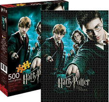 Harry Potter and the Order of the Phoenix Image 500 Pc Jigsaw Puzzle NEW SEALED