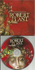 ROBERT PLANT Conversation 44minute INTERVIEW PROMO DJ CD LED ZEPPELIN 2005 USA