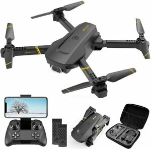 4DV4 RC Drone /1080P HD Camera-adults/Kids FPV Live Video Foldable RC Quadcopter