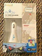 New listing New Sealed - Vupoint Solutions PinGo 3 In 1 Car Locator With Wireless Technology