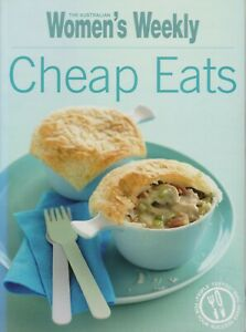 Women's Weekly - CHEAP EATS COOKBOOK - BRAND NEW CONDITION - FREE POST