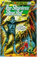 The stainless steel Consejo # 4 (of 6) (carlos ezquerra) (Eagle Comics estados unidos, 1986)