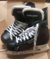 Bauer SUPREME ONE.4 Ice Hockey Skates Shoe Size US 9.5 Lightspeed Pro