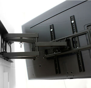 QLED TV/VESA Wandhalterung Ausziehbar für Samsung QF7 QE49Q7F QE55Q7F QE65Q7F