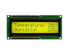 16*2 16x2 1602 LCD display display for arduino and DIY project