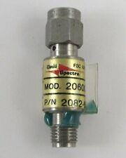 Omni Spectra 20600-6 Attenuator SMA Male to SMA Female - 6 dB