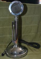 Astatic D-104 Microphone Silver Eagle CB Radio Microphone