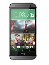 HTC One M8 - 16GB - Metallic Grey (Unlocked) Smartphone