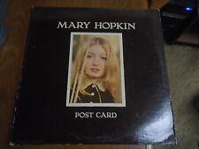 Mary Hopkin Post Card Apple Records ST-3351