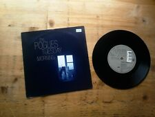 "The Pogues Tuesday Morning Excellent 7"" Single Vinyl Record YZ758 P/S"