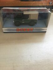 MATCHBOX DINKY 1949 LAND ROVER GREEN 1/43 DY9 Never Opened But Box Has Damage