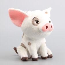 """Moana pet pig Pua Stuffed Plush doll 9"""" gift Kids Baby Soft Plush Doll Toy X"""