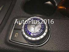 1 Multimedia Control Badge AMG Sticker Badge Logo Fit Mercedes Benz DI