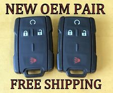 NEW GM CHEVY SILVERADO GMC SIERRA 1500 2500 3500 KEYLESS REMOTE FOB TRANSMITTERS