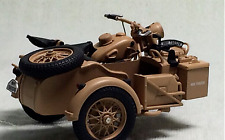 atlas R75 for BMW Motorcycle Sand yellow 1/24 FINISHED MODEL Motorcycle