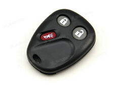 Remote Key Blank Shell Case Pad Cover For Buick GMC Isuzu Oldsmobile 3 Buttons
