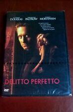 DVD DELITTO PERFETTO / MICHAEL DOUGLAS / WARNER NUOVO