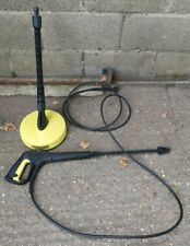 Two Used Karcher Pressure Washer Attachments