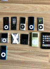 Apple iPod Nano, Touch, Mini-14 pieces (for parts or repair)