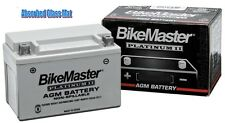BikeMaster AGM Platimum II Sealed Motorcycle ATV Battery Batteries MS12-14A-A1
