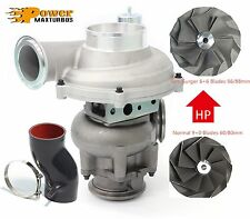 """FORD Powerstroke 7.3L GTP38 66/88mm Turbo Charger with 4"""" Intake Pipe Anti Surge"""