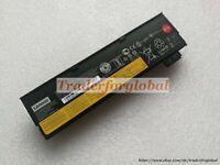 USA ship NEW 61+ 01AV425 SB10K97582 Battery for Lenovo T470 T480 T570 T580 Serie