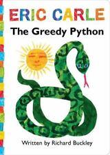The Greedy Python : Lap Edition by Richard Buckley (2013, Board Book)