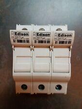 Edison EHM3DU 3 Pole Fuse Holder