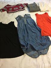 Lot of 6 Motherhood Old Navy Target Maternity Clothes Size XS/S~NICE~
