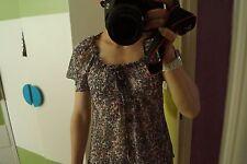 Hüftlange Damenblusen, - tops & -shirts mit Rüschen-Blusen Esprit
