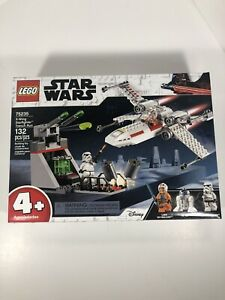 LEGO Star Wars - X-Wing Starfighter Trench Run - 75235 - New, Sealed - 132 Pcs