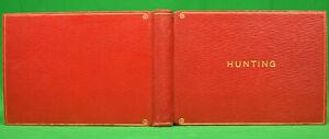 """Fox-Hunting Log Book"""